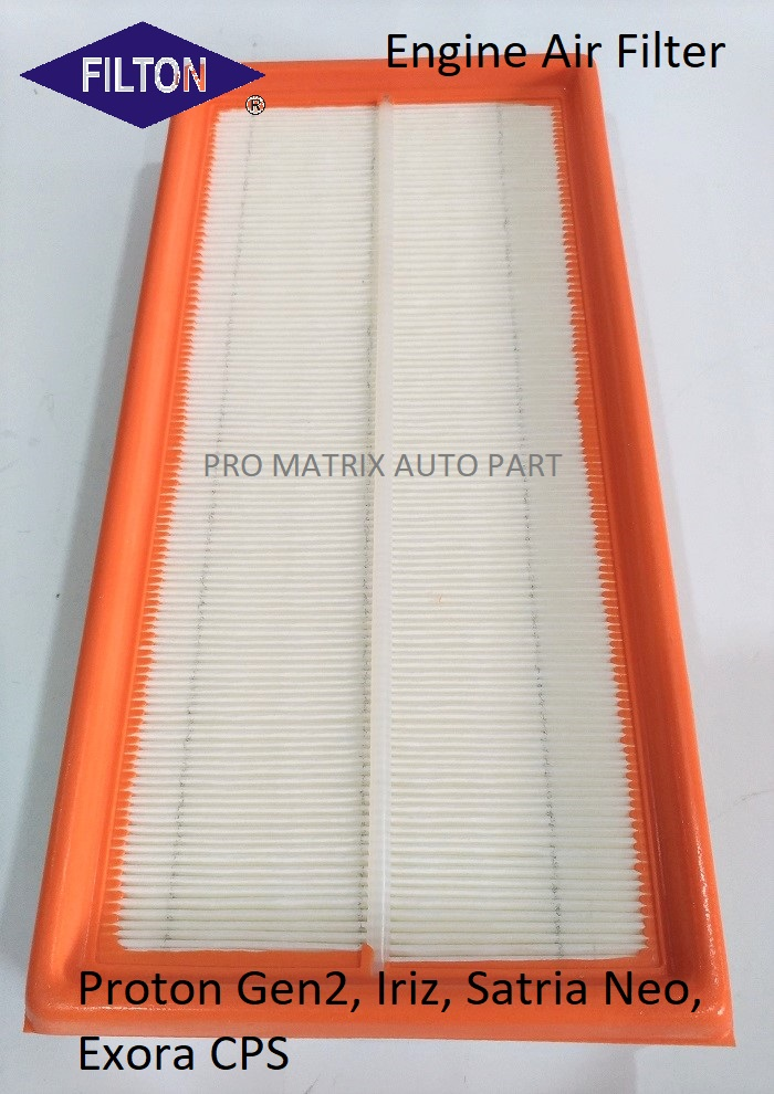 Proton EXORA Power Air Filter for Proton Gen-2 Gen II 1.6//1.3 L4 Malaysia 05-09