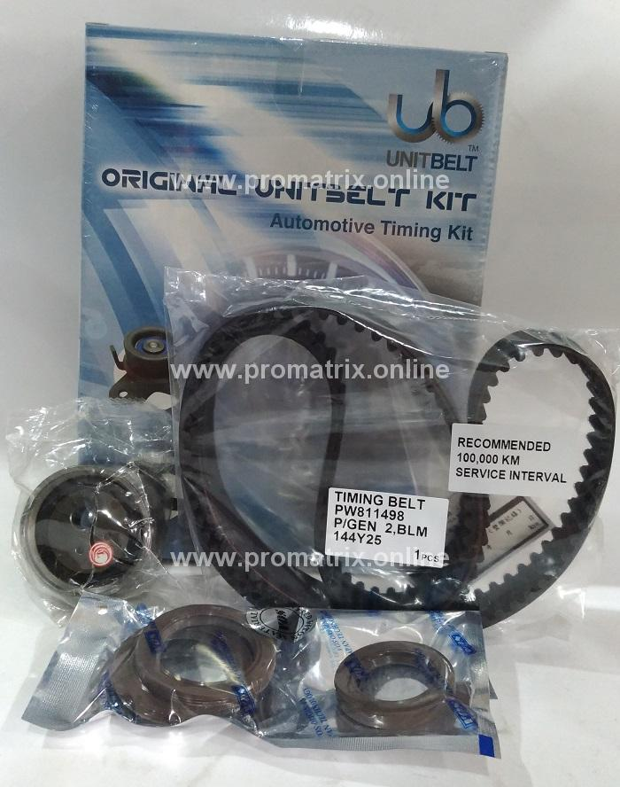 Hyundai Accent 15 Getz 13 110s8m22 Ubbelt Timing Kit